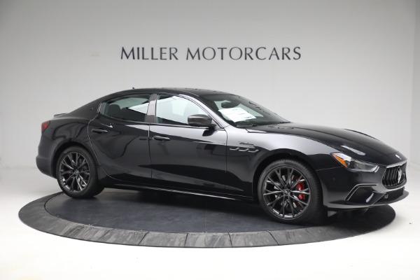 New 2022 Maserati Ghibli Modena Q4 for sale $103,855 at Rolls-Royce Motor Cars Greenwich in Greenwich CT 06830 10