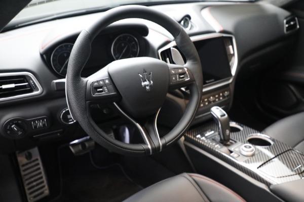 New 2022 Maserati Ghibli Modena Q4 for sale $103,855 at Rolls-Royce Motor Cars Greenwich in Greenwich CT 06830 15