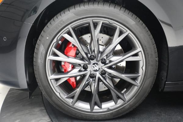 New 2022 Maserati Ghibli Modena Q4 for sale $103,855 at Rolls-Royce Motor Cars Greenwich in Greenwich CT 06830 20