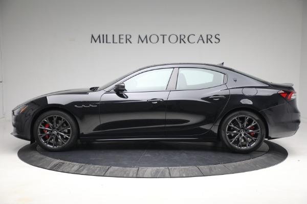 New 2022 Maserati Ghibli Modena Q4 for sale $103,855 at Rolls-Royce Motor Cars Greenwich in Greenwich CT 06830 3