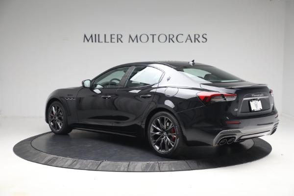 New 2022 Maserati Ghibli Modena Q4 for sale $103,855 at Rolls-Royce Motor Cars Greenwich in Greenwich CT 06830 4
