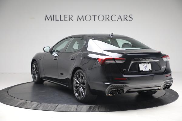 New 2022 Maserati Ghibli Modena Q4 for sale $103,855 at Rolls-Royce Motor Cars Greenwich in Greenwich CT 06830 5