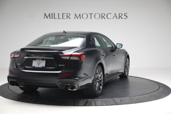 New 2022 Maserati Ghibli Modena Q4 for sale $103,855 at Rolls-Royce Motor Cars Greenwich in Greenwich CT 06830 7
