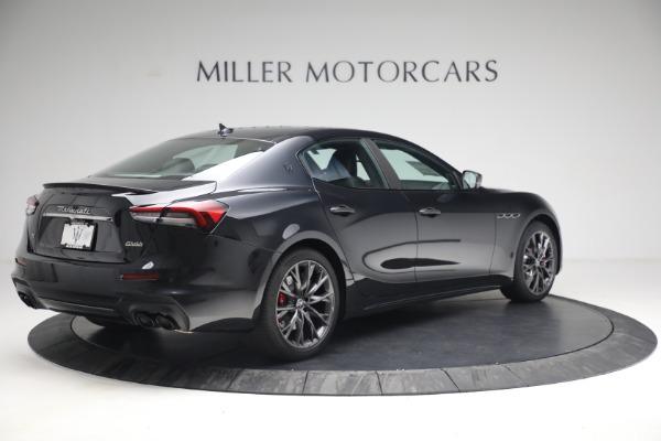 New 2022 Maserati Ghibli Modena Q4 for sale $103,855 at Rolls-Royce Motor Cars Greenwich in Greenwich CT 06830 8
