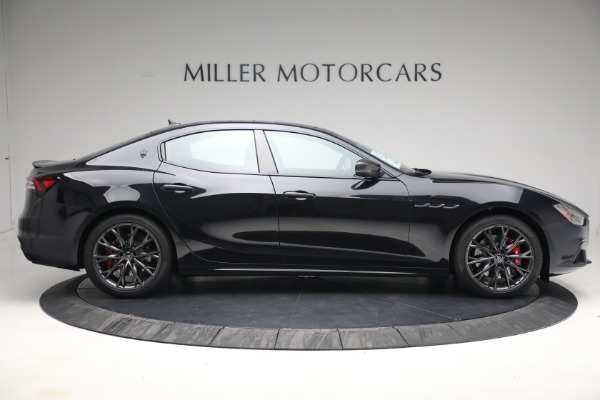 New 2022 Maserati Ghibli Modena Q4 for sale $103,855 at Rolls-Royce Motor Cars Greenwich in Greenwich CT 06830 9