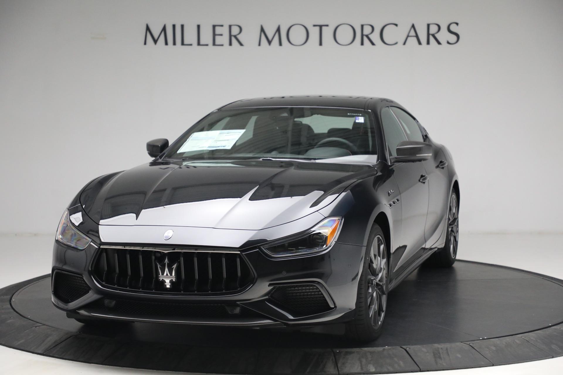 New 2022 Maserati Ghibli Modena Q4 for sale $103,855 at Rolls-Royce Motor Cars Greenwich in Greenwich CT 06830 1