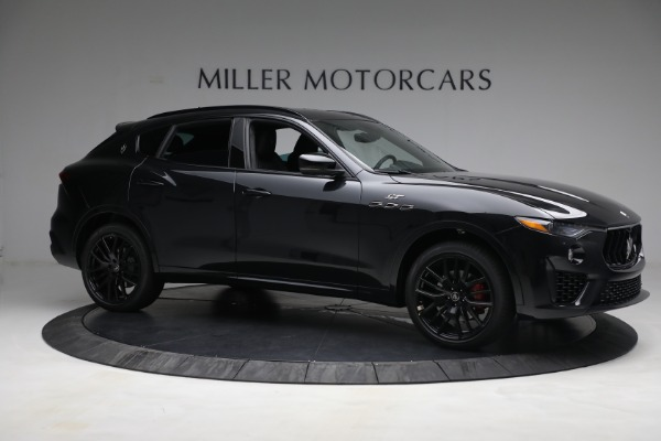 New 2022 Maserati Levante GT for sale Call for price at Rolls-Royce Motor Cars Greenwich in Greenwich CT 06830 10