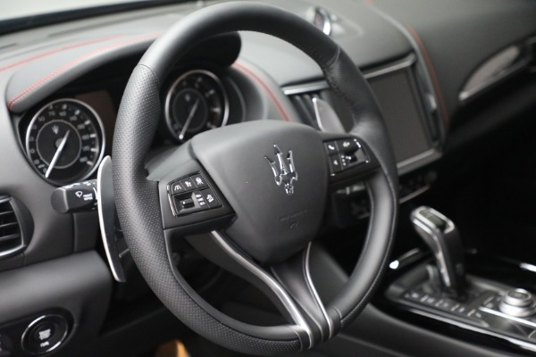 New 2022 Maserati Levante GT for sale Call for price at Rolls-Royce Motor Cars Greenwich in Greenwich CT 06830 17