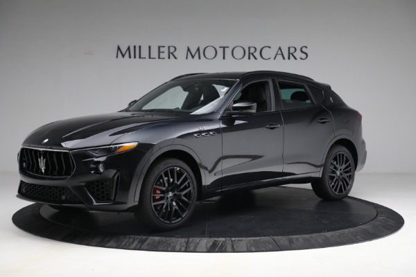 New 2022 Maserati Levante GT for sale Call for price at Rolls-Royce Motor Cars Greenwich in Greenwich CT 06830 2
