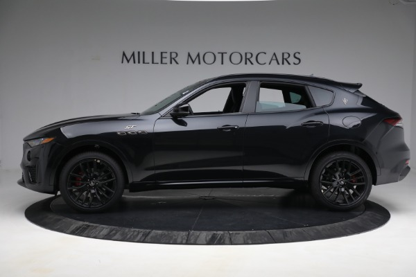 New 2022 Maserati Levante GT for sale Call for price at Rolls-Royce Motor Cars Greenwich in Greenwich CT 06830 3
