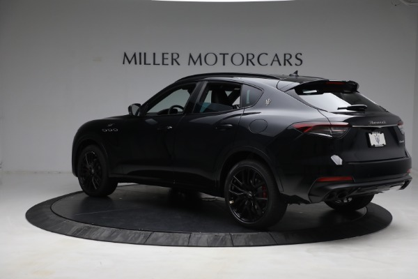 New 2022 Maserati Levante GT for sale Call for price at Rolls-Royce Motor Cars Greenwich in Greenwich CT 06830 4