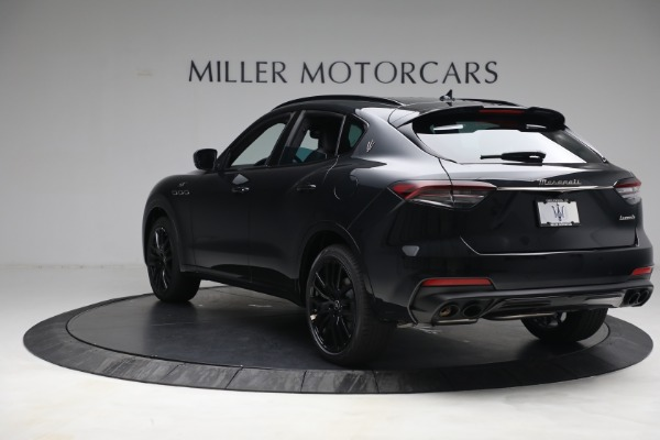 New 2022 Maserati Levante GT for sale Call for price at Rolls-Royce Motor Cars Greenwich in Greenwich CT 06830 5