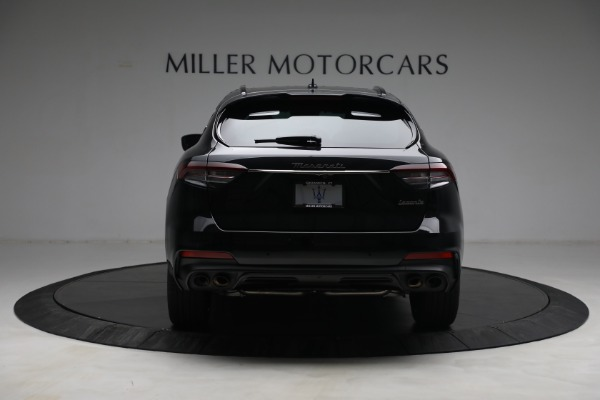 New 2022 Maserati Levante GT for sale Call for price at Rolls-Royce Motor Cars Greenwich in Greenwich CT 06830 6