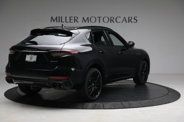 New 2022 Maserati Levante GT for sale Call for price at Rolls-Royce Motor Cars Greenwich in Greenwich CT 06830 7