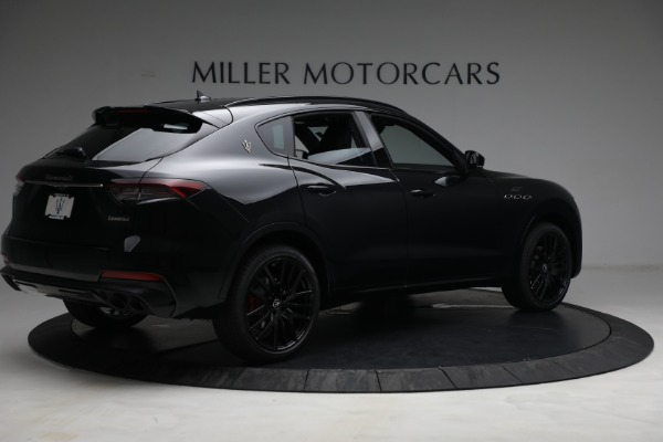 New 2022 Maserati Levante GT for sale Call for price at Rolls-Royce Motor Cars Greenwich in Greenwich CT 06830 8