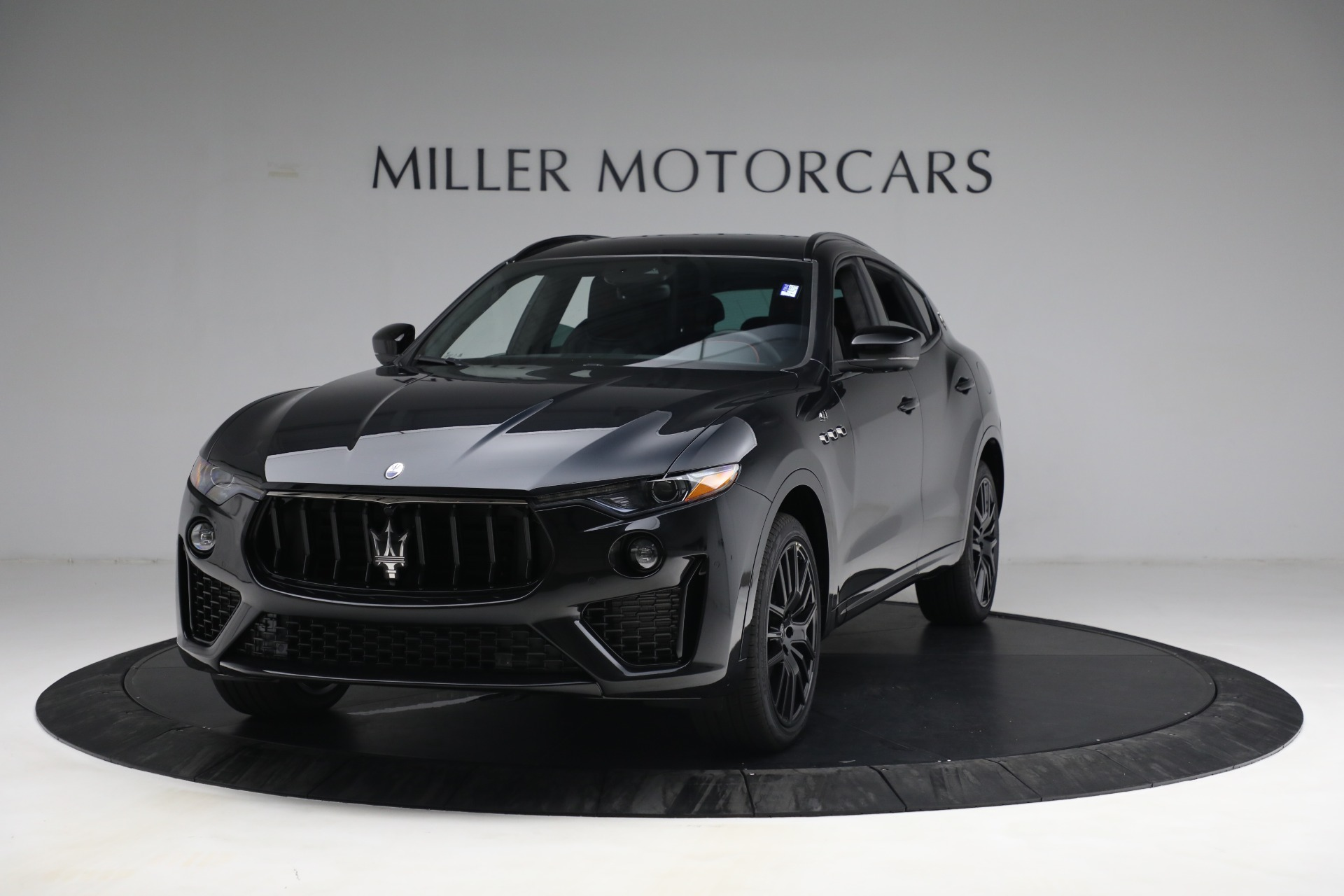 New 2022 Maserati Levante GT for sale Call for price at Rolls-Royce Motor Cars Greenwich in Greenwich CT 06830 1
