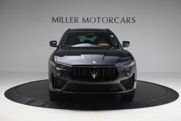 New 2022 Maserati Levante Modena for sale $104,545 at Rolls-Royce Motor Cars Greenwich in Greenwich CT 06830 12