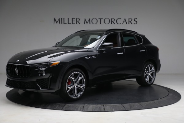 New 2022 Maserati Levante Modena for sale $104,545 at Rolls-Royce Motor Cars Greenwich in Greenwich CT 06830 2