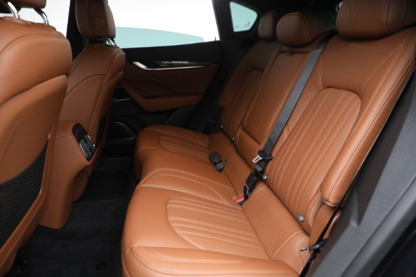 New 2022 Maserati Levante Modena for sale $104,545 at Rolls-Royce Motor Cars Greenwich in Greenwich CT 06830 22