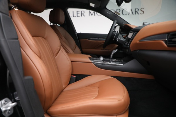 New 2022 Maserati Levante Modena for sale $104,545 at Rolls-Royce Motor Cars Greenwich in Greenwich CT 06830 25
