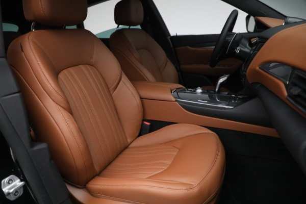 New 2022 Maserati Levante Modena for sale $104,545 at Rolls-Royce Motor Cars Greenwich in Greenwich CT 06830 26