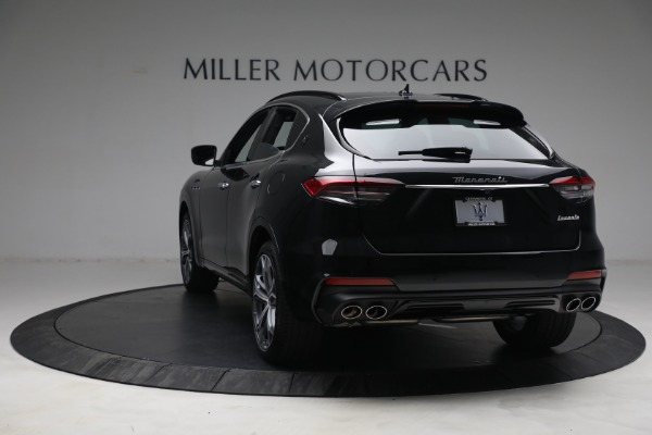 New 2022 Maserati Levante Modena for sale $104,545 at Rolls-Royce Motor Cars Greenwich in Greenwich CT 06830 5