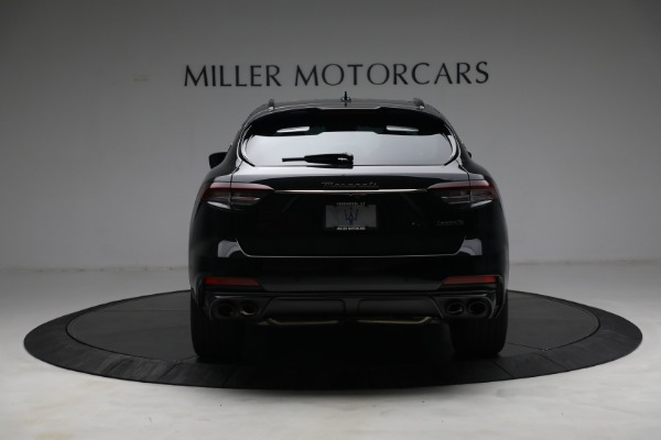 New 2022 Maserati Levante Modena for sale $104,545 at Rolls-Royce Motor Cars Greenwich in Greenwich CT 06830 6