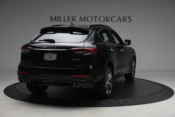 New 2022 Maserati Levante Modena for sale $104,545 at Rolls-Royce Motor Cars Greenwich in Greenwich CT 06830 7