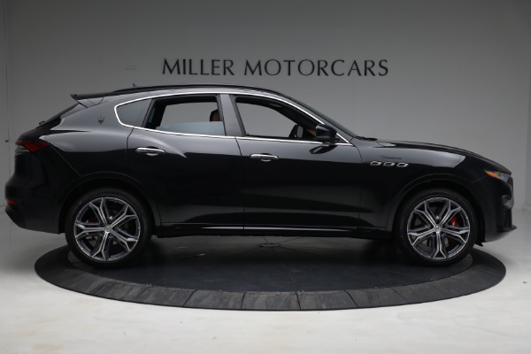 New 2022 Maserati Levante Modena for sale $104,545 at Rolls-Royce Motor Cars Greenwich in Greenwich CT 06830 9