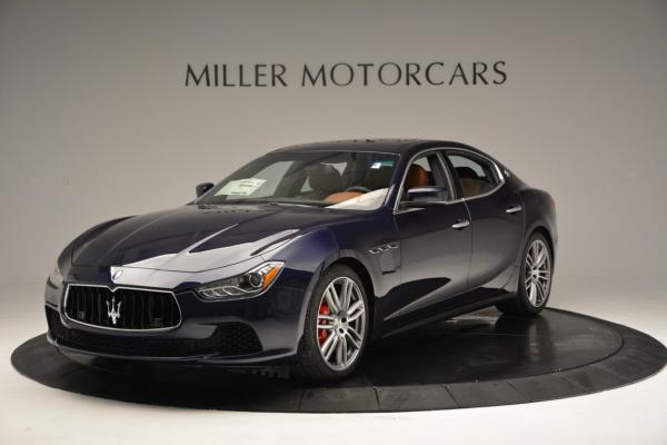 New 2016 Maserati Ghibli S Q4 for sale Sold at Rolls-Royce Motor Cars Greenwich in Greenwich CT 06830 1