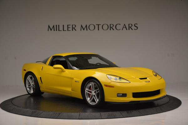 Used 2006 Chevrolet Corvette Z06 Hardtop for sale Sold at Rolls-Royce Motor Cars Greenwich in Greenwich CT 06830 10