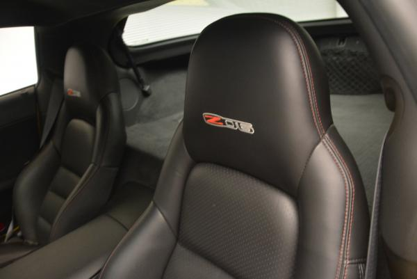 Used 2006 Chevrolet Corvette Z06 Hardtop for sale Sold at Rolls-Royce Motor Cars Greenwich in Greenwich CT 06830 14