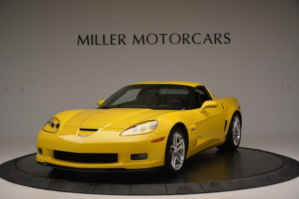 Used 2006 Chevrolet Corvette Z06 Hardtop for sale Sold at Rolls-Royce Motor Cars Greenwich in Greenwich CT 06830 2