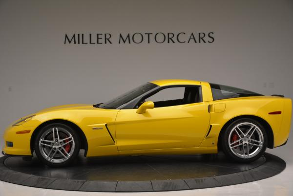 Used 2006 Chevrolet Corvette Z06 Hardtop for sale Sold at Rolls-Royce Motor Cars Greenwich in Greenwich CT 06830 3