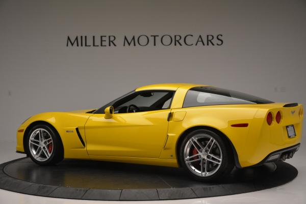 Used 2006 Chevrolet Corvette Z06 Hardtop for sale Sold at Rolls-Royce Motor Cars Greenwich in Greenwich CT 06830 4