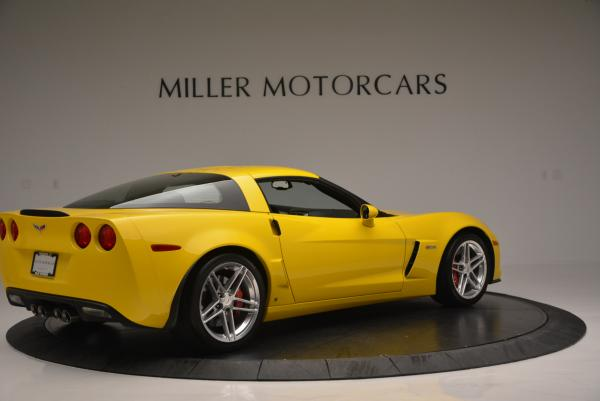 Used 2006 Chevrolet Corvette Z06 Hardtop for sale Sold at Rolls-Royce Motor Cars Greenwich in Greenwich CT 06830 7
