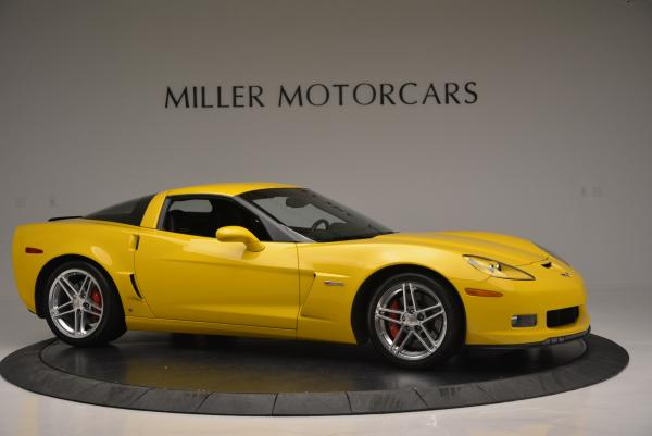 Used 2006 Chevrolet Corvette Z06 Hardtop for sale Sold at Rolls-Royce Motor Cars Greenwich in Greenwich CT 06830 9