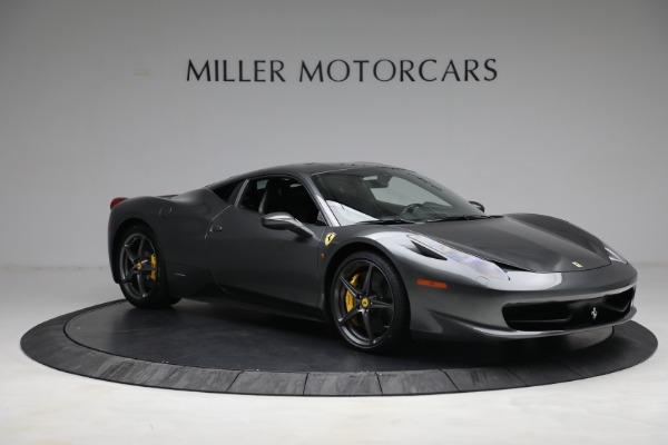 Used 2011 Ferrari 458 Italia for sale $229,900 at Rolls-Royce Motor Cars Greenwich in Greenwich CT 06830 10