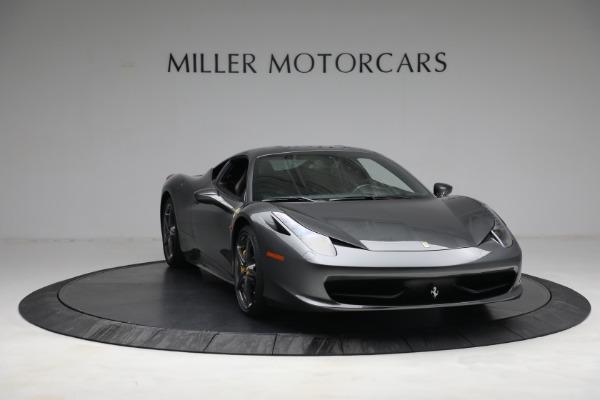 Used 2011 Ferrari 458 Italia for sale $229,900 at Rolls-Royce Motor Cars Greenwich in Greenwich CT 06830 11