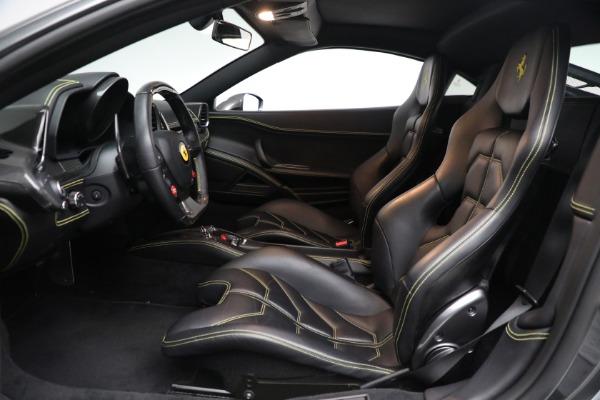 Used 2011 Ferrari 458 Italia for sale $229,900 at Rolls-Royce Motor Cars Greenwich in Greenwich CT 06830 14