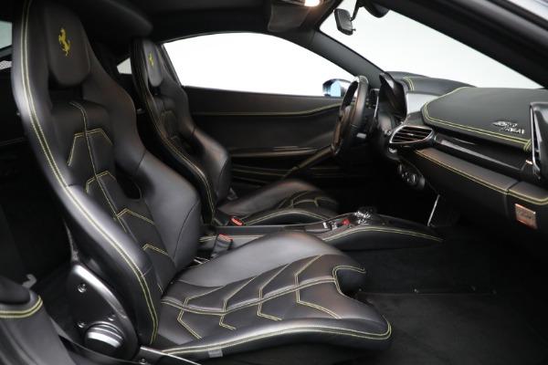 Used 2011 Ferrari 458 Italia for sale $229,900 at Rolls-Royce Motor Cars Greenwich in Greenwich CT 06830 18