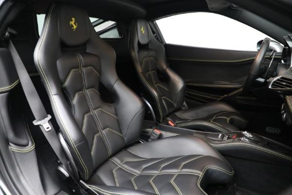 Used 2011 Ferrari 458 Italia for sale $229,900 at Rolls-Royce Motor Cars Greenwich in Greenwich CT 06830 19