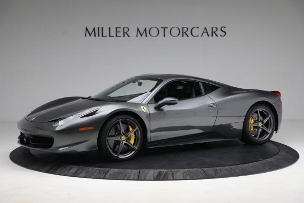 Used 2011 Ferrari 458 Italia for sale $229,900 at Rolls-Royce Motor Cars Greenwich in Greenwich CT 06830 2