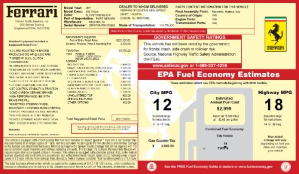 Used 2011 Ferrari 458 Italia for sale $229,900 at Rolls-Royce Motor Cars Greenwich in Greenwich CT 06830 25