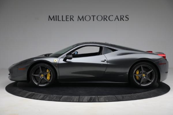 Used 2011 Ferrari 458 Italia for sale $229,900 at Rolls-Royce Motor Cars Greenwich in Greenwich CT 06830 3