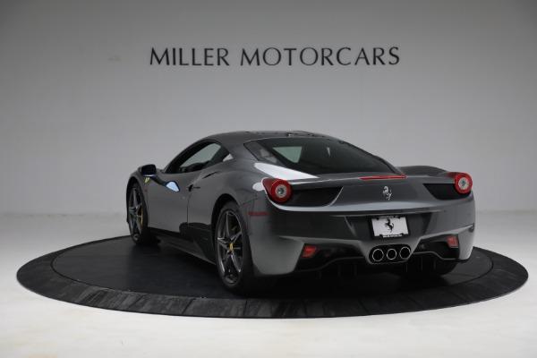Used 2011 Ferrari 458 Italia for sale $229,900 at Rolls-Royce Motor Cars Greenwich in Greenwich CT 06830 5