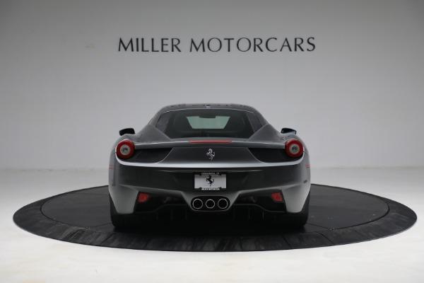 Used 2011 Ferrari 458 Italia for sale $229,900 at Rolls-Royce Motor Cars Greenwich in Greenwich CT 06830 6