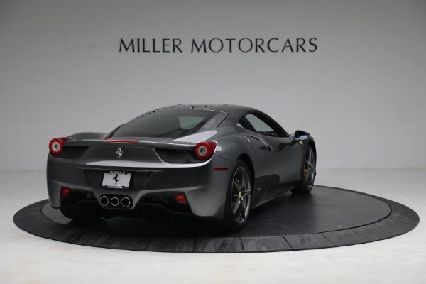 Used 2011 Ferrari 458 Italia for sale $229,900 at Rolls-Royce Motor Cars Greenwich in Greenwich CT 06830 7
