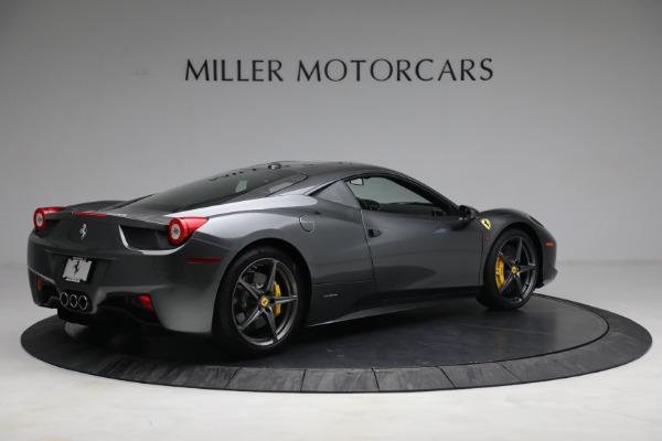 Used 2011 Ferrari 458 Italia for sale $229,900 at Rolls-Royce Motor Cars Greenwich in Greenwich CT 06830 8