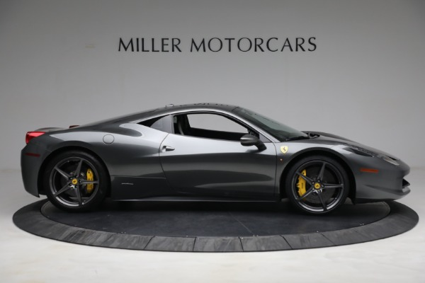 Used 2011 Ferrari 458 Italia for sale $229,900 at Rolls-Royce Motor Cars Greenwich in Greenwich CT 06830 9